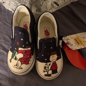 Vans Shoes - Vans Peanuts Special Edition
